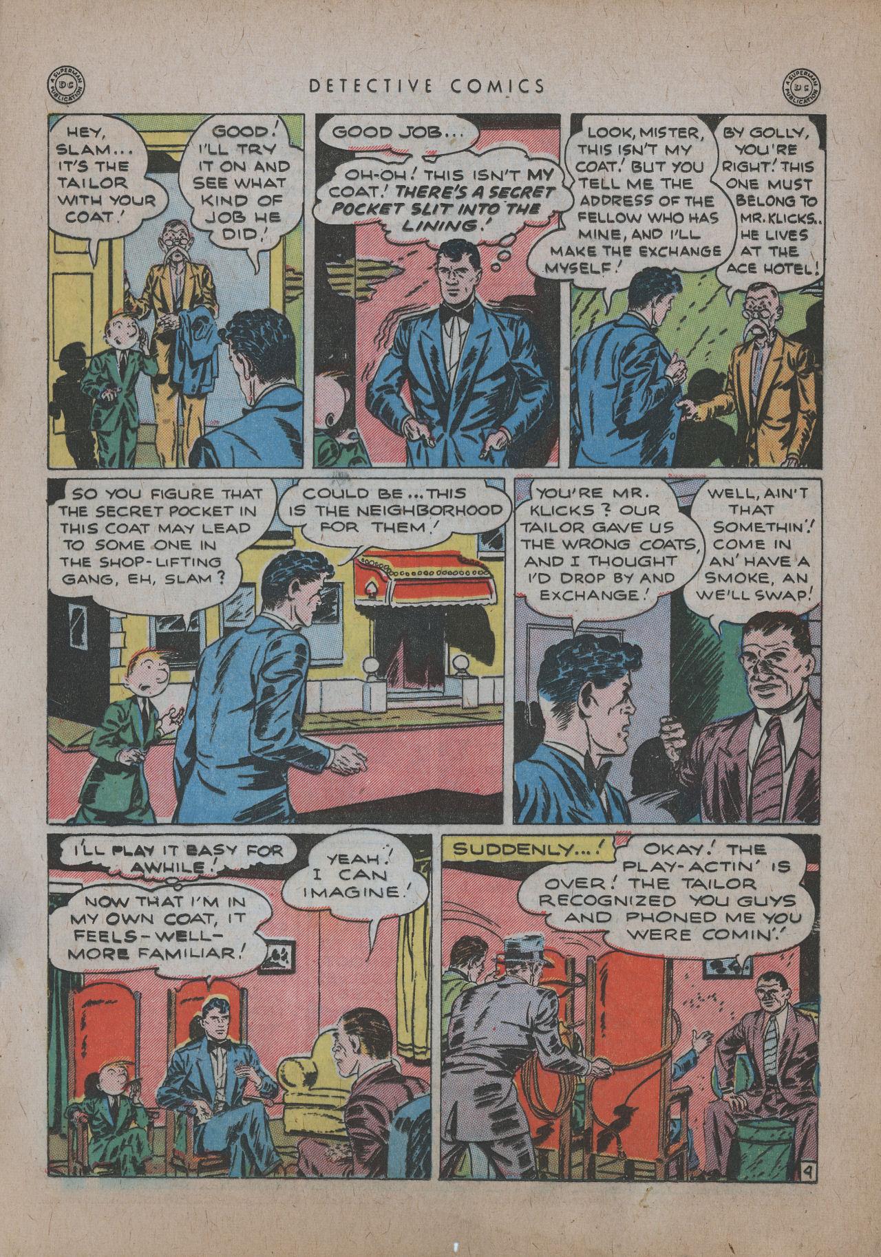 Read online Detective Comics (1937) comic -  Issue #101 - 19