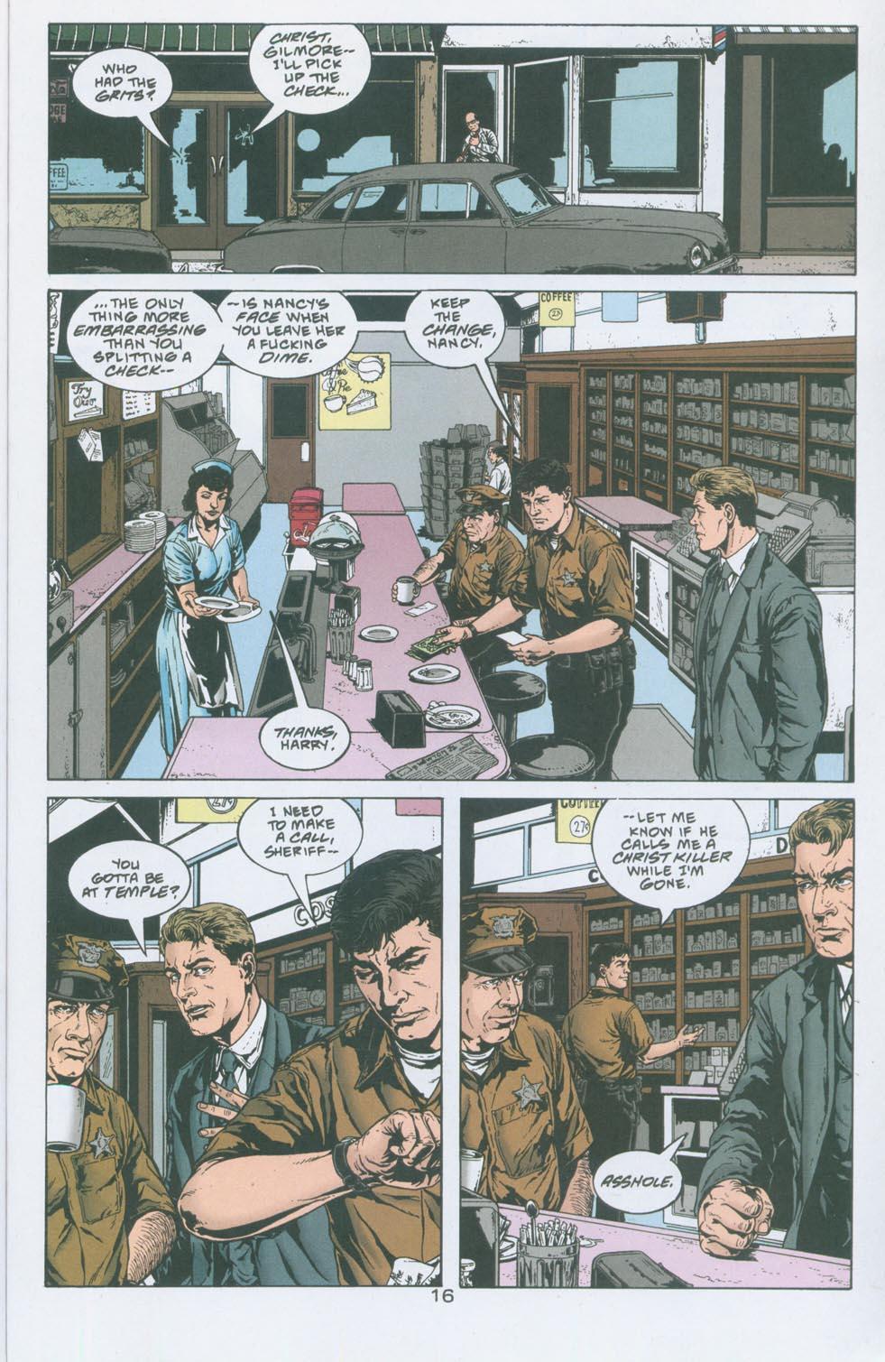 Read online American Century comic -  Issue #11 - 16