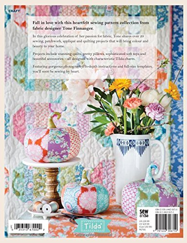 Sewing by heart de Tone Finnanger en La Tertulia del Patch