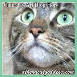 Caturday Art Photo Hop