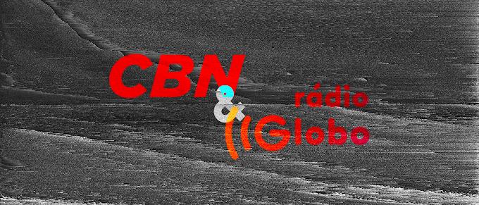 Rádio Globo e CBN derrubam antena AM no Rio de Janeiro.