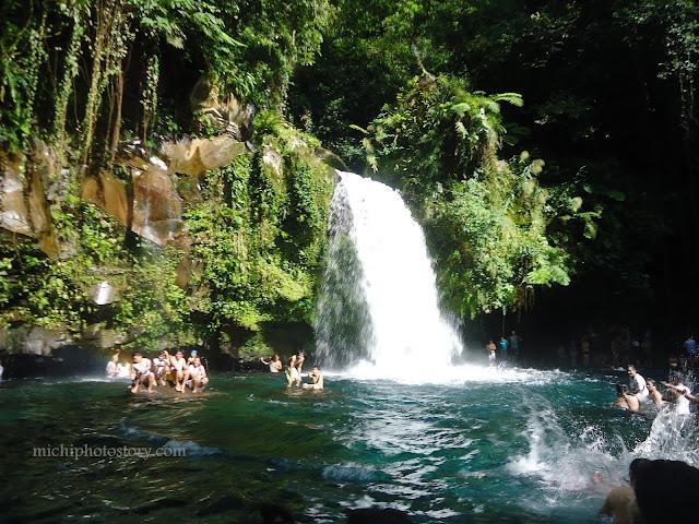 Michi Photostory Taytay Falls