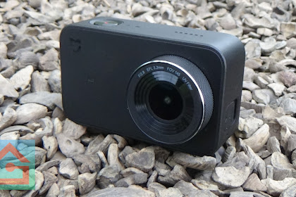 Review Kelebihan dan Kekurangan Action Camera Xiaomi Mijia 4K