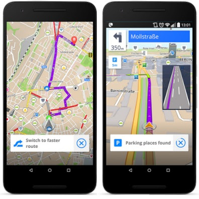 Sygic GPS Navigasi & Maps 16.0.1 Apk Full Version for Android