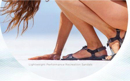 Lightweight Performance Recreation Sandals