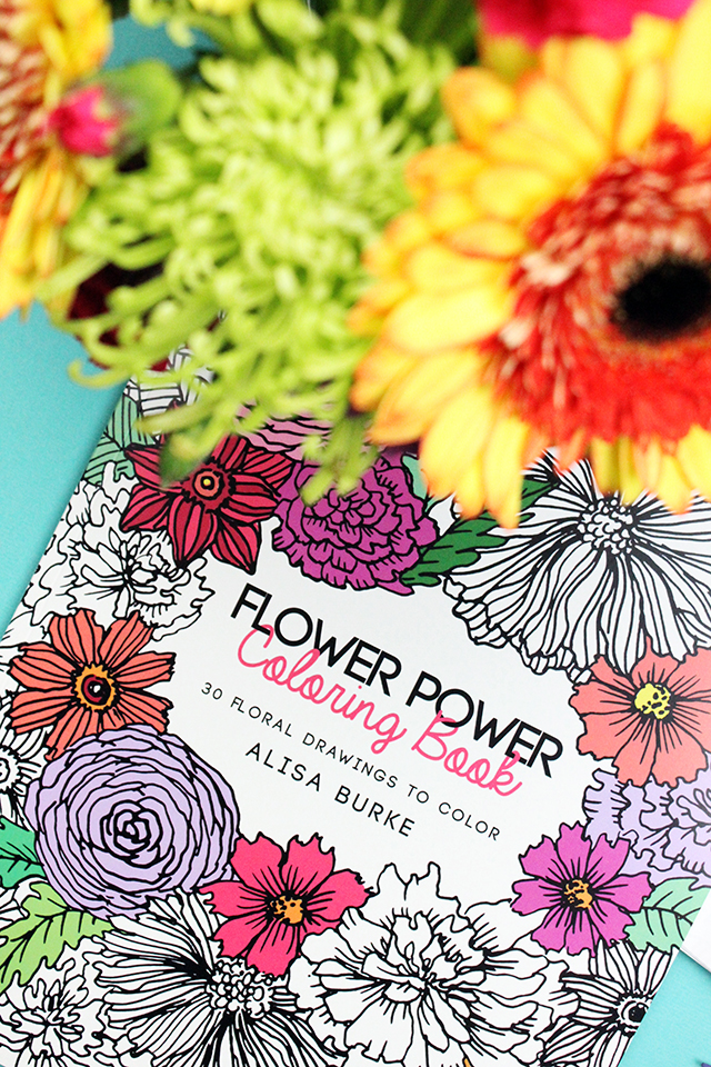 Colouring Book Free Download Software Alisaburke Flower Power Coloring On Sale And A