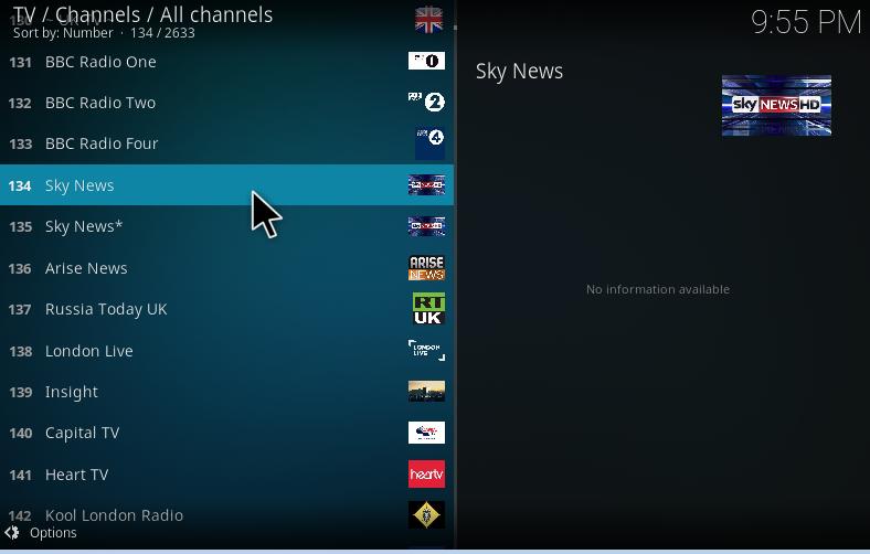 How To Add 2000+ Live IPTV M3U Playlist On Kodi [US/UK/CA