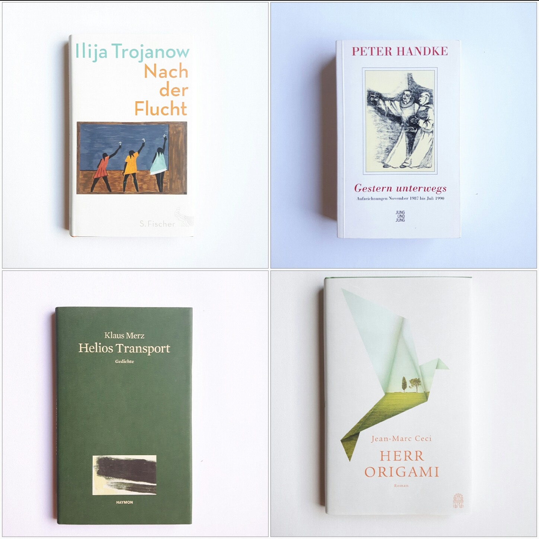 Margrit Irgang : Ein paar Buchempfehlungen für Weihnachtsgeschenke