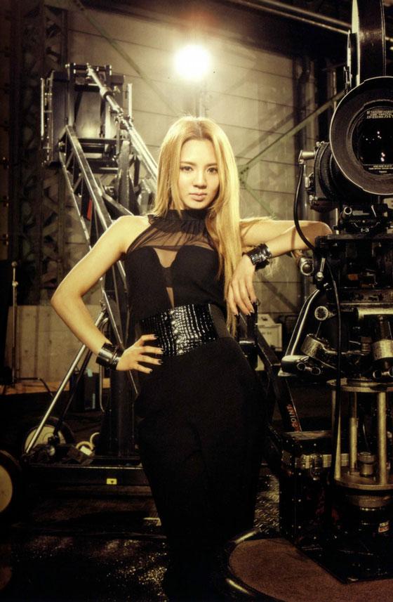 kim hyo yeon a member of girl s generation