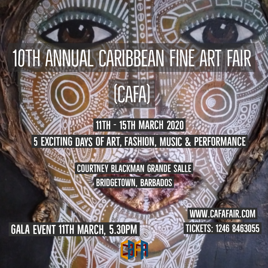 Caribbean Fine Art Fair 11-15th March
