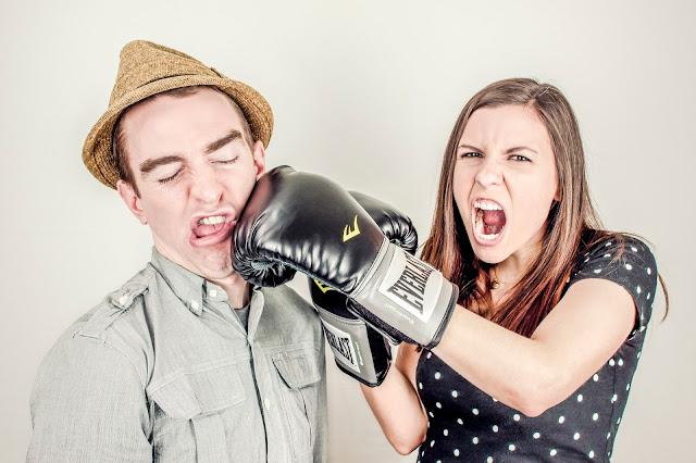 Lo que pasa con las parejas que pelean todo el tiempo