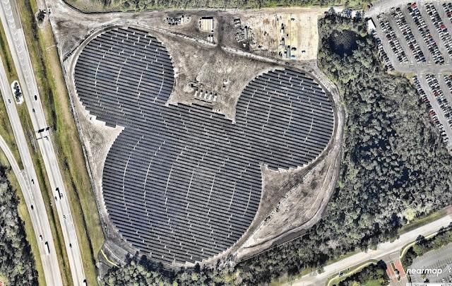 Disney Solar Farm Orlando