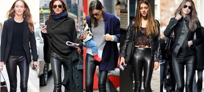 6c16f91d96e6 Τάσεις και ιστορία της μόδας  Το κολάν είναι το νέο τζιν -Πώς να το ...