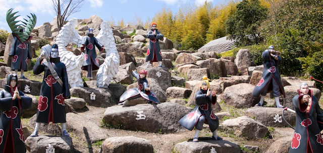 Nijigen No Mori: Taman Anime Pulau Awaji yang Cocok untuk Para Otaku