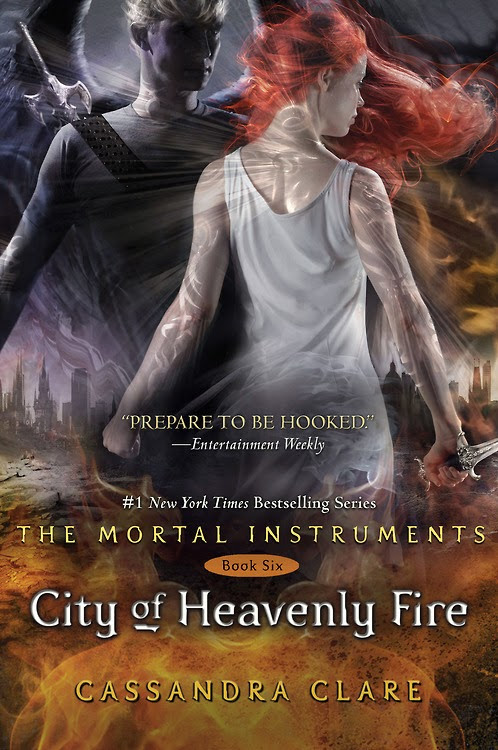 Get the Official Countdown Widget for CITY OF HEAVENLY FIRE   | TMICanada