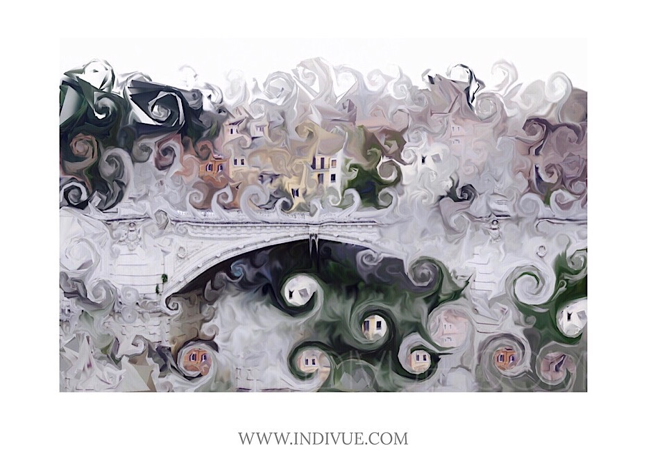 Digimaalaus Roomasta, Italiasta