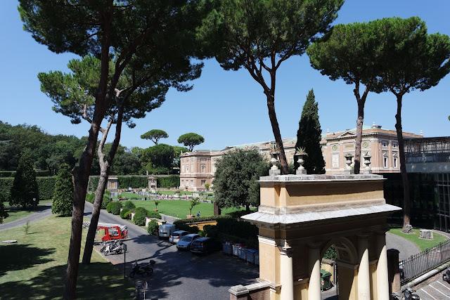 Rome, Roma, Blog, Voyage, basilique, centre historique, Vatican, Ottaviano-san Pietro, art, musée, oeuvre