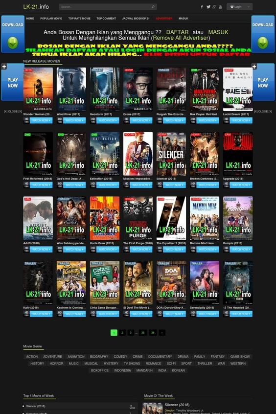 Nonton Film Nonton Movie Online LK-21.info