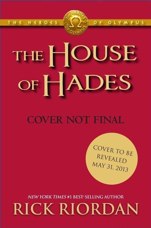 News: The House Of Hades, de Rick Riordan 7