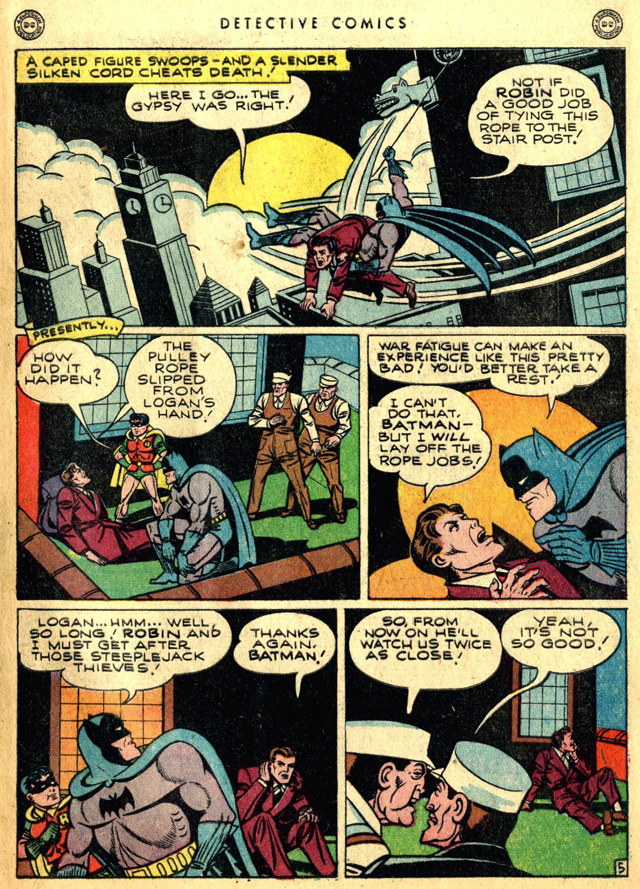 Read online Detective Comics (1937) comic -  Issue #117 - 7