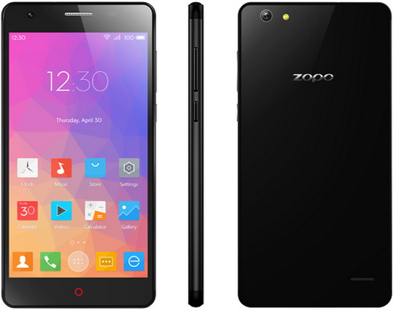 Download latest Android Lollipop 5 1 stock firmware for Zopo
