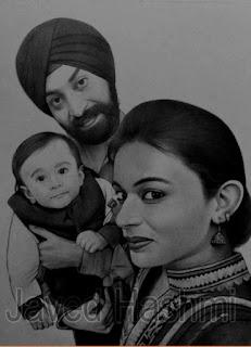a-sikh-family-portrait-art