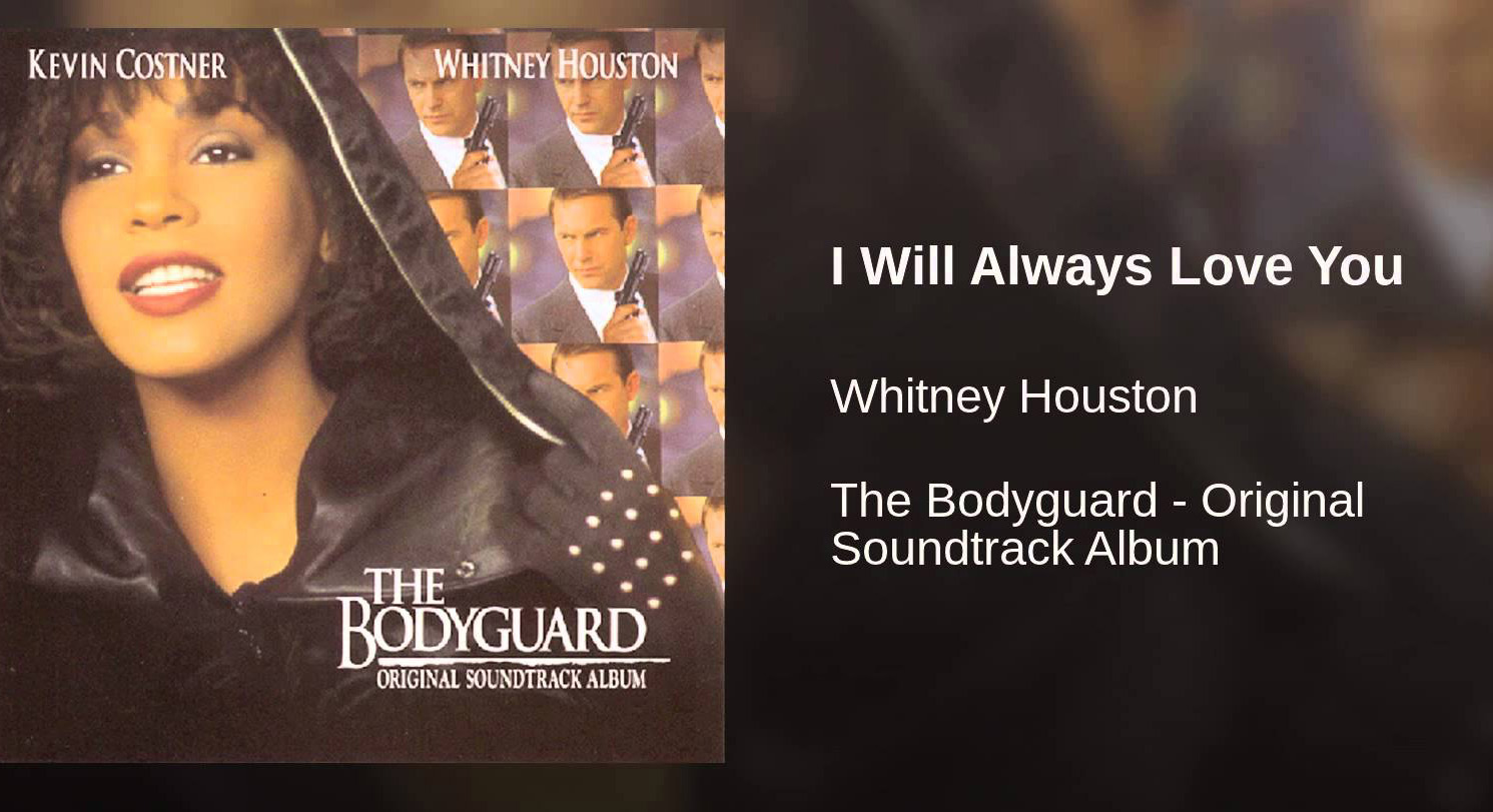 J.R.'s Music 101: 25th Anniversary Post - Whitney Houston ...