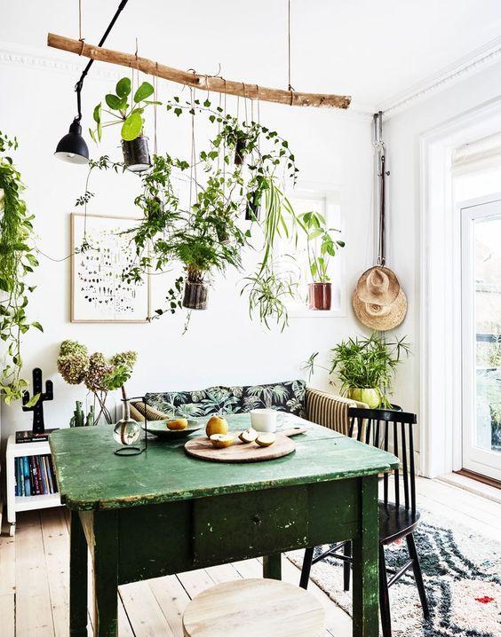 blog deco - tendance jardins suspendus