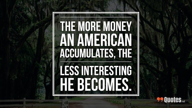 quotations about money
