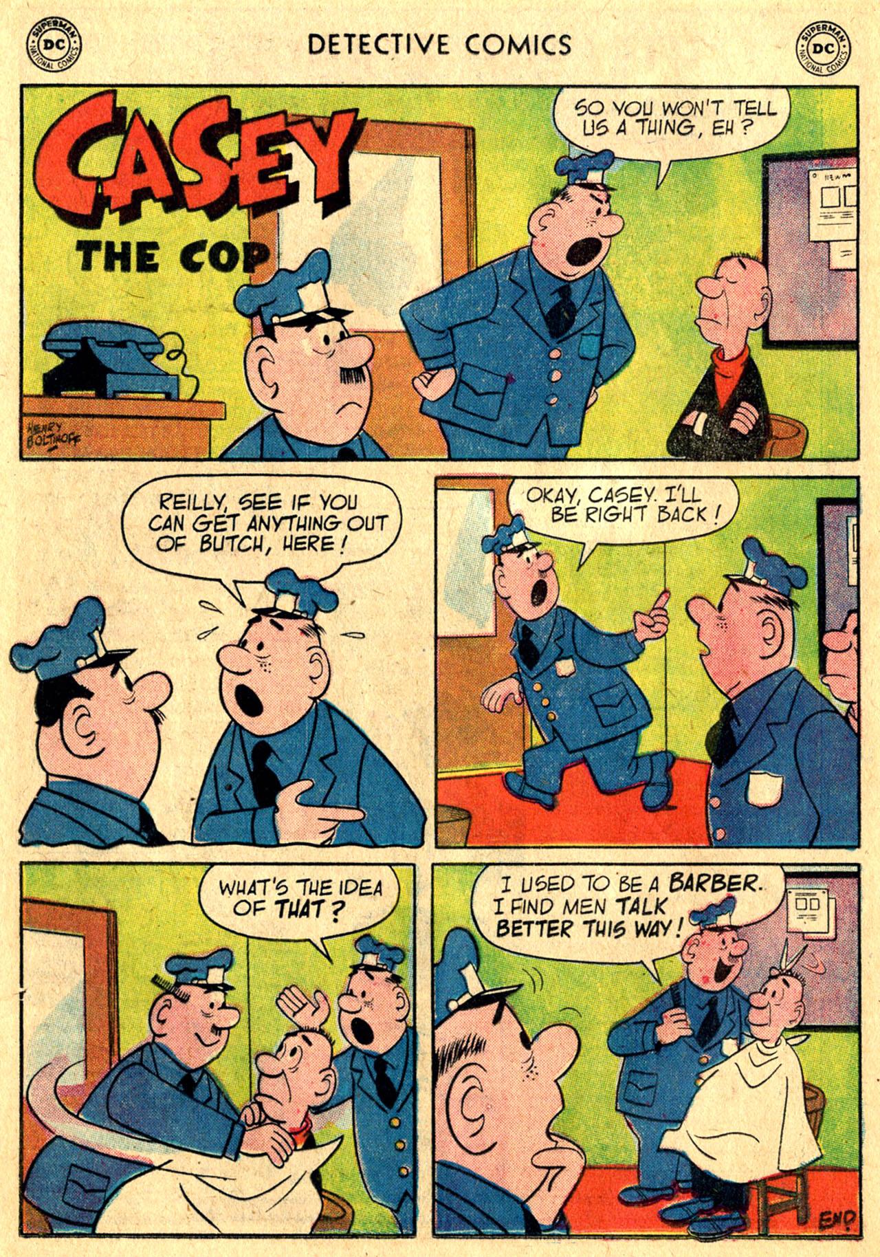 Read online Detective Comics (1937) comic -  Issue #241 - 24