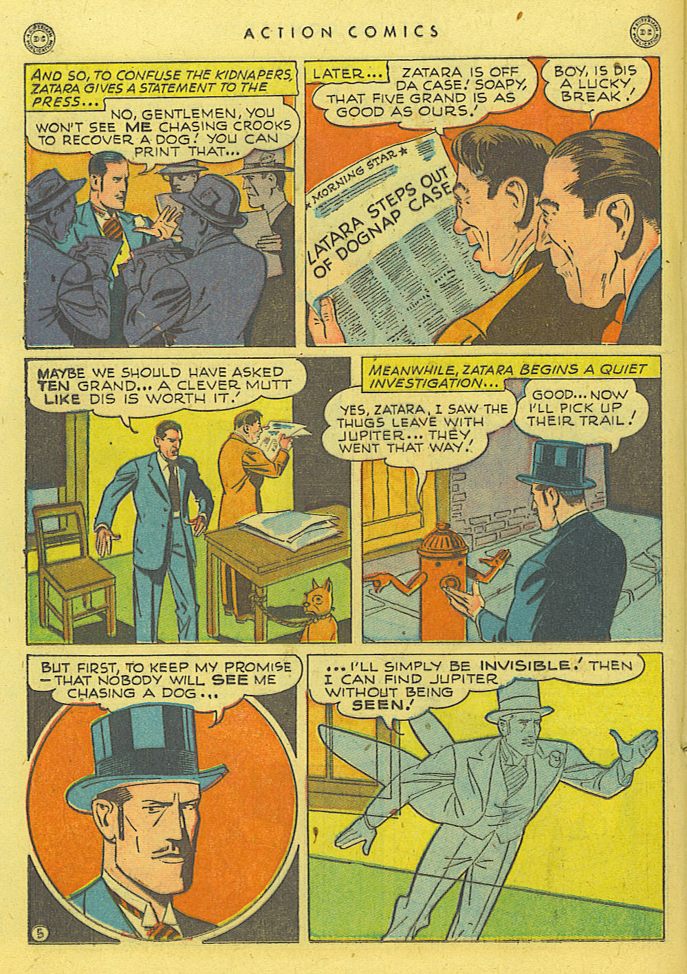 Read online Action Comics (1938) comic -  Issue #114 - 28