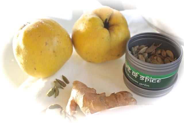 Gefüllte Quitten mit Granatapfelkernen - Yushka kocht Yotam