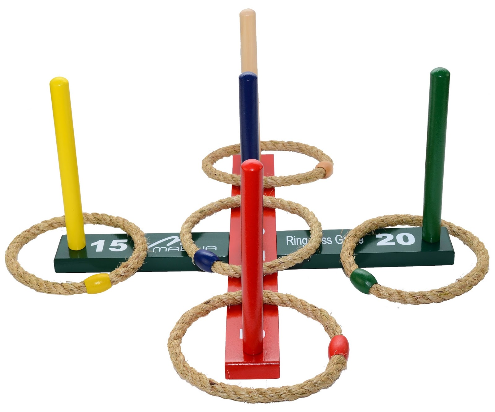 How To Set Up A Ring Toss Game