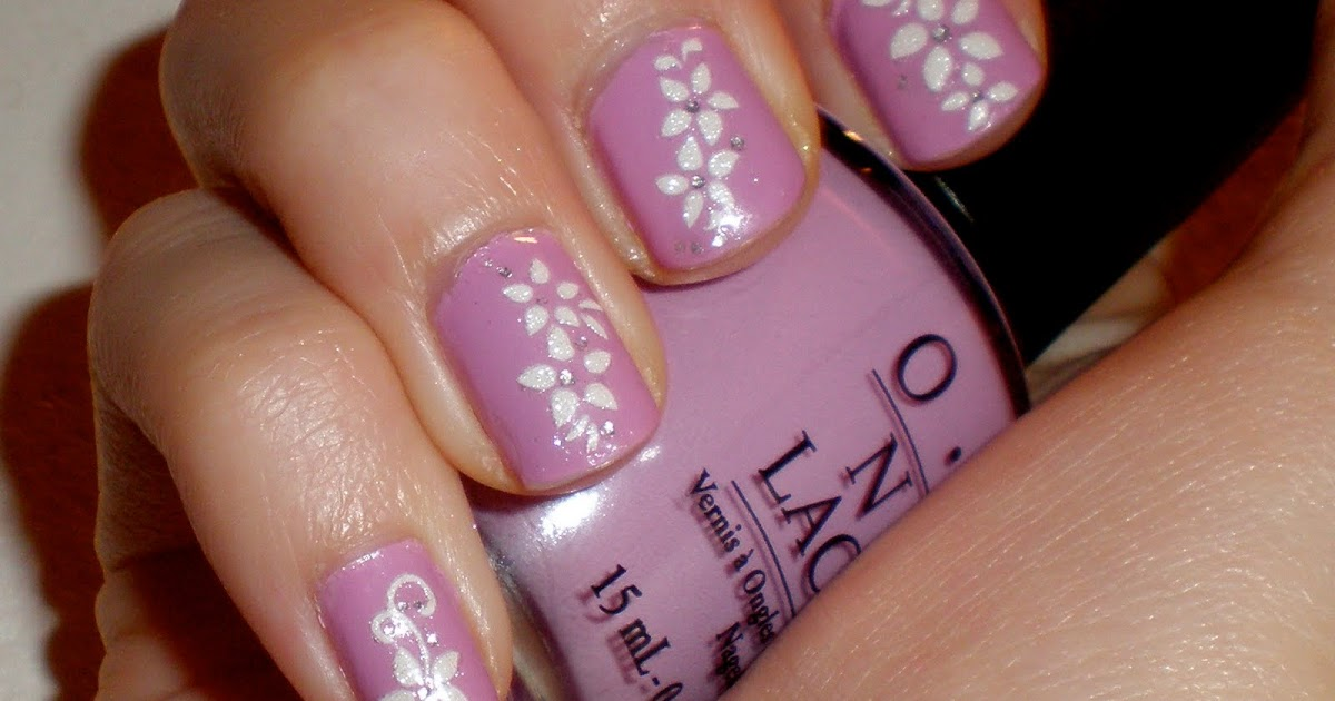 Do It Yourself Nail Designs: Simple Do It Yourself Nail Designs