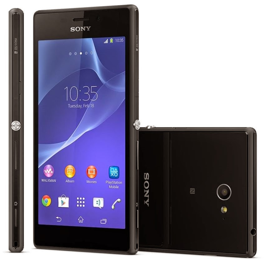 Sony Xperia M2 Aqua Specifications Review