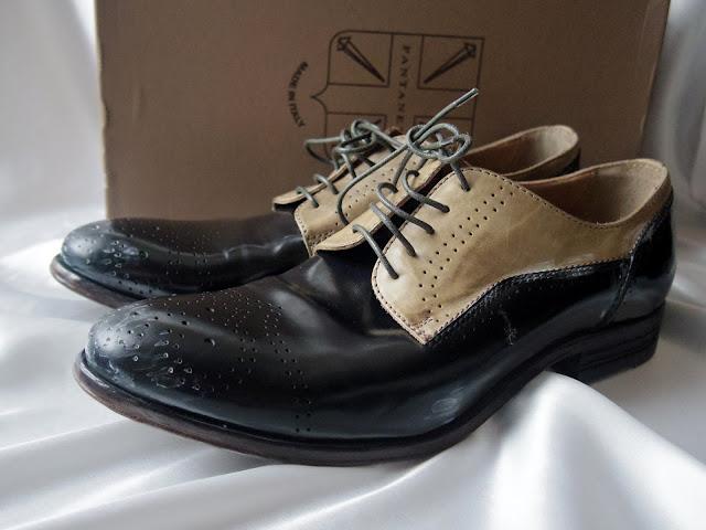 pantanetti パンタネッティの革靴