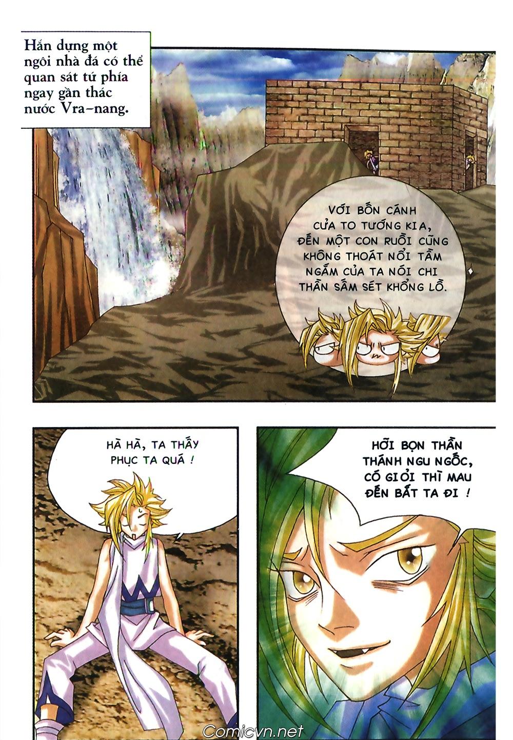 Thần thoại Bắc Âu - Chapter 47: Gieo gió gặt bão - Pic 8
