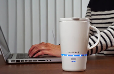Cup That Keeps Coffee Hot