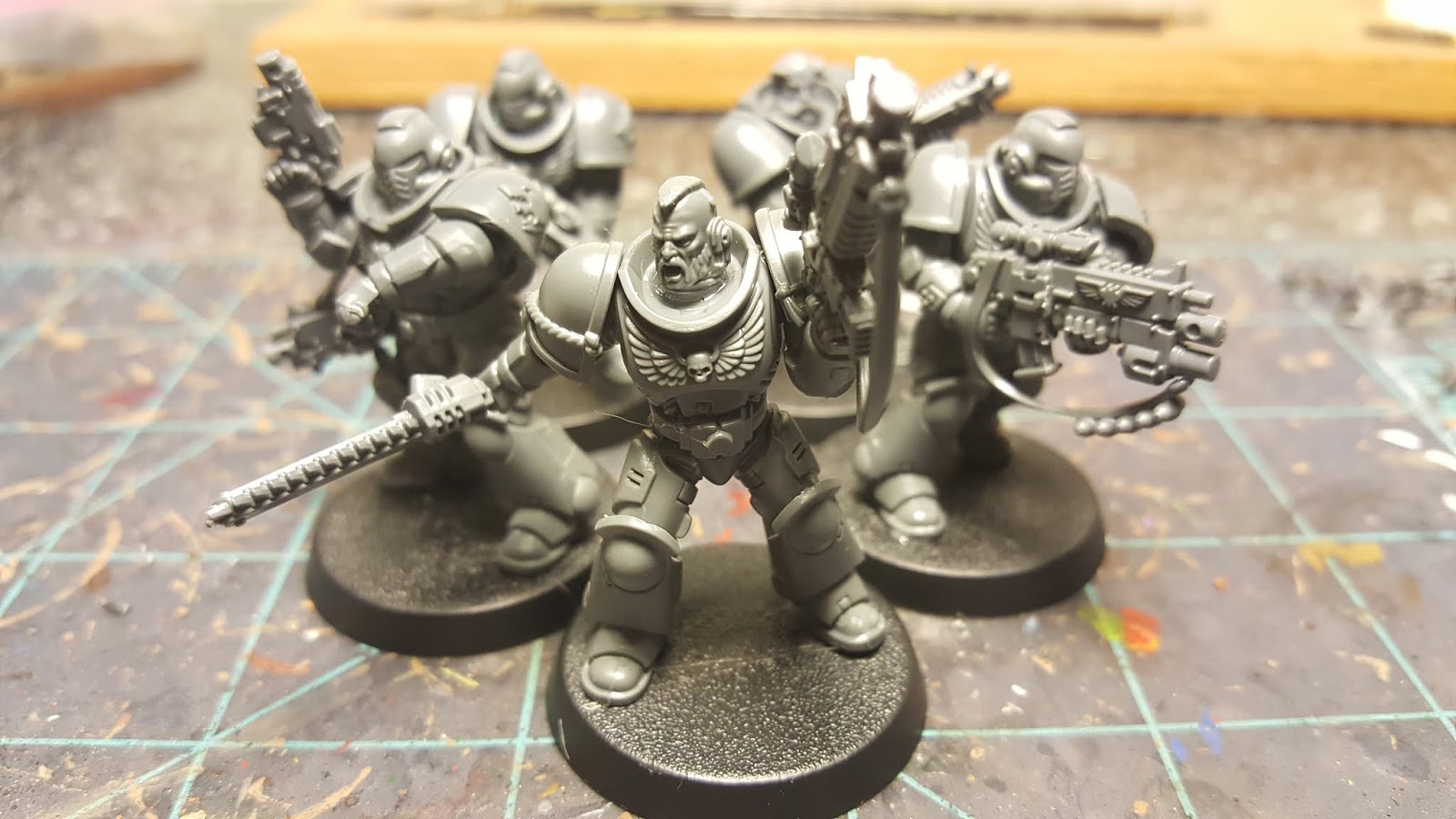 The Neverness Hobby Chronicle: Intercessors of Fenris (Part 1)