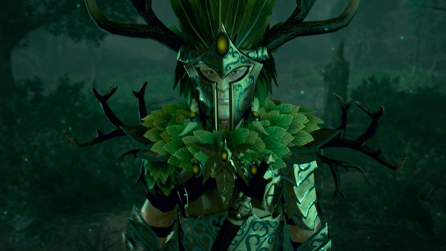 Total War Warhammer - Realm of the Wood Elves