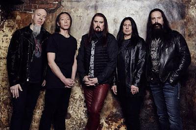 """Untethered Angel"" lo nuevo de Dream Theater."