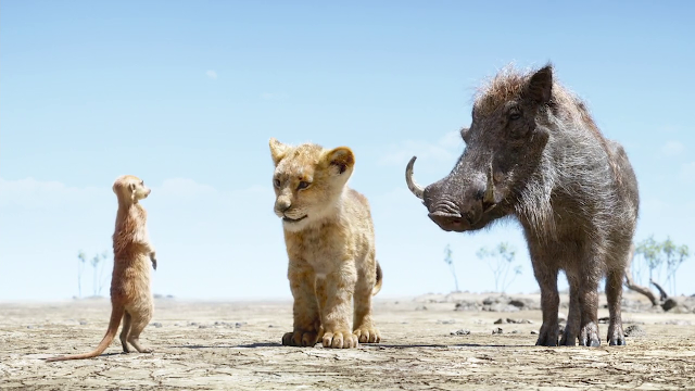 The Lion King (2019) Dual Audio [HIndi-Cleaned] 720p BluRay ESubs Download