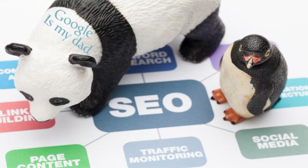 Google cập nhật thuật toán Google Panda 4.0