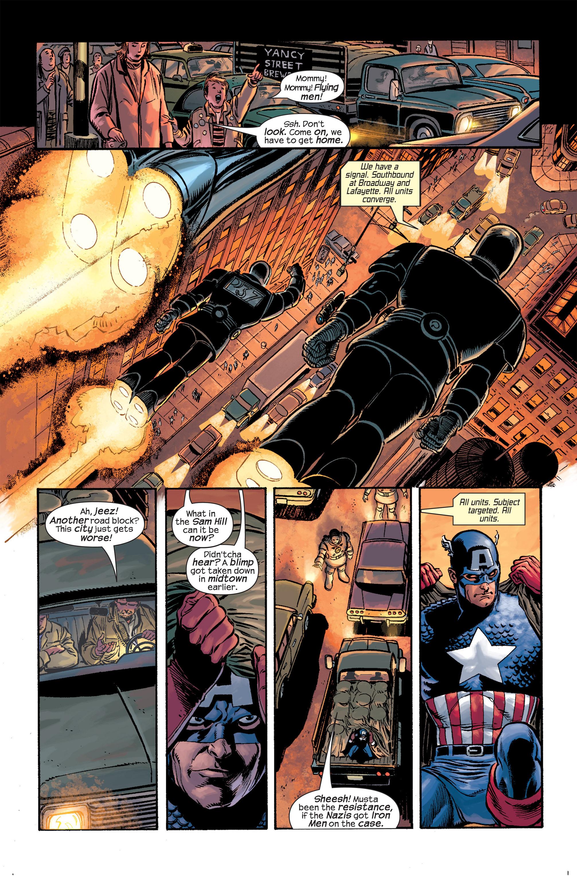 Captain America (2002) Issue #18 #19 - English 8