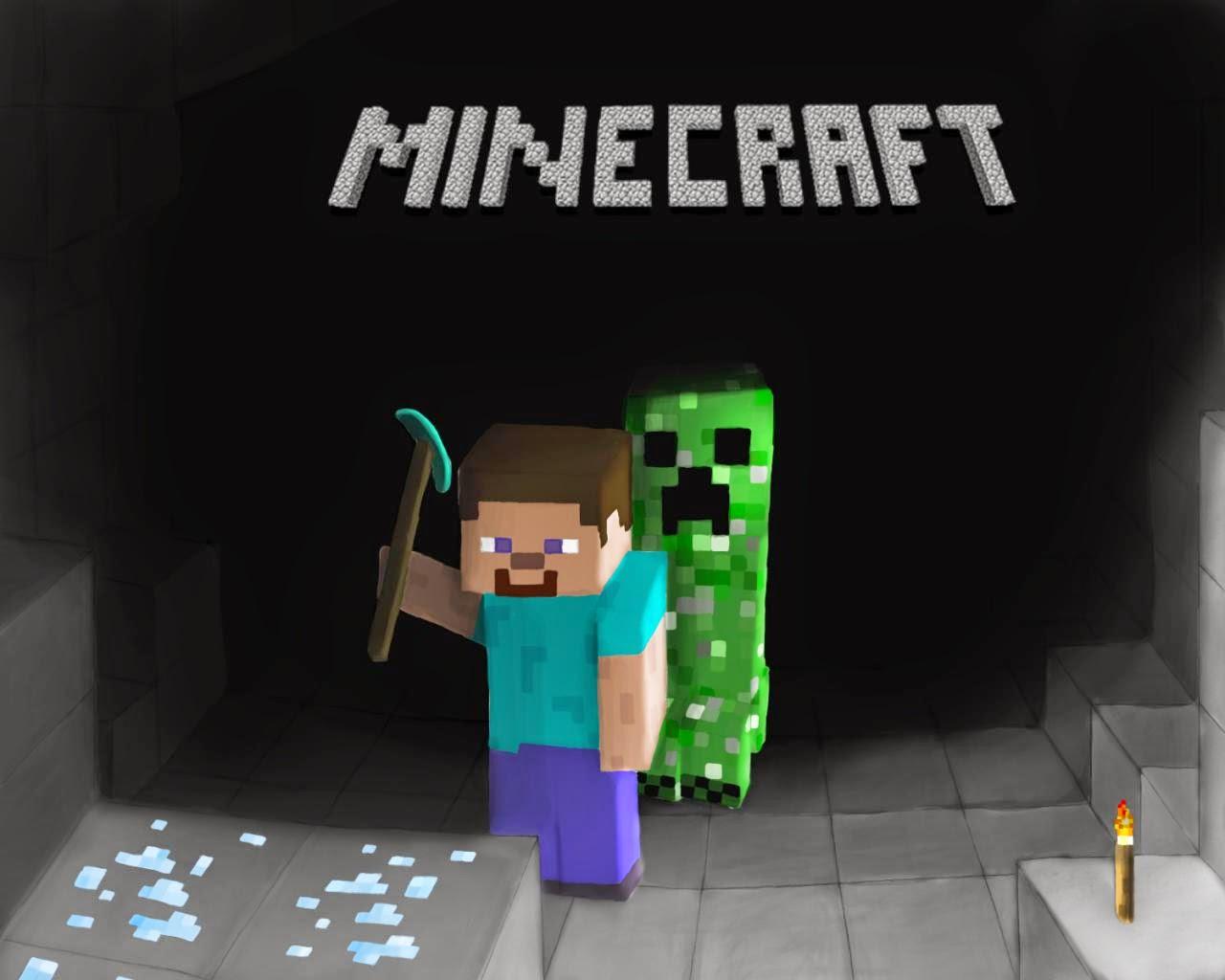 Top Wallpaper Minecraft Gold - mining  Graphic_275659.jpeg