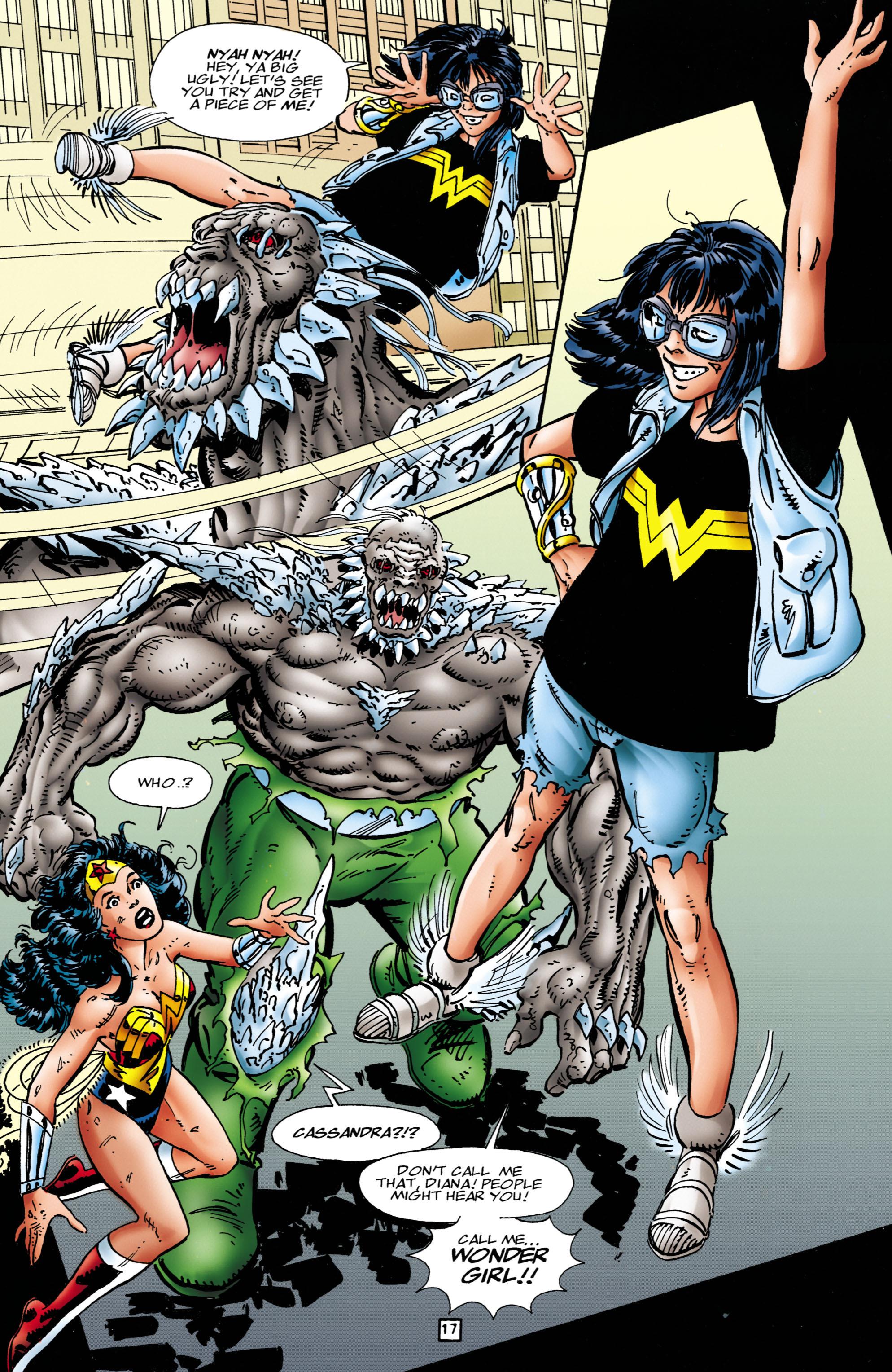 Read online Wonder Woman (1987) comic -  Issue #111 - 17