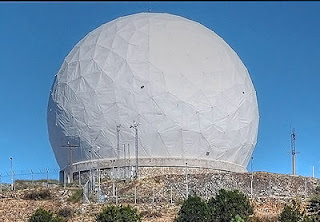 Radome at RAF Troödos Station