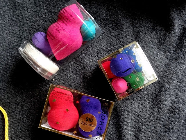 Sephora Collection Mini Sponges