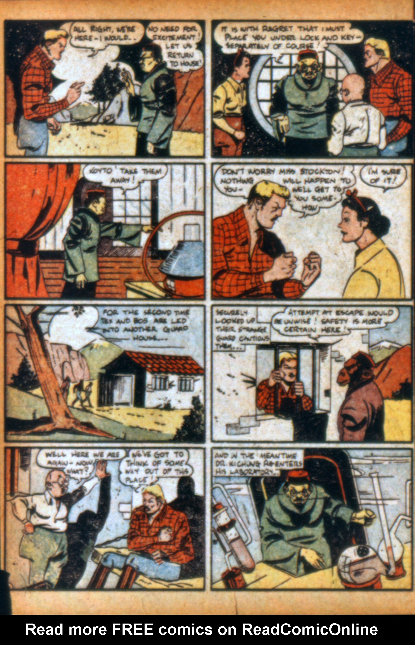 Read online Action Comics (1938) comic -  Issue #9 - 39