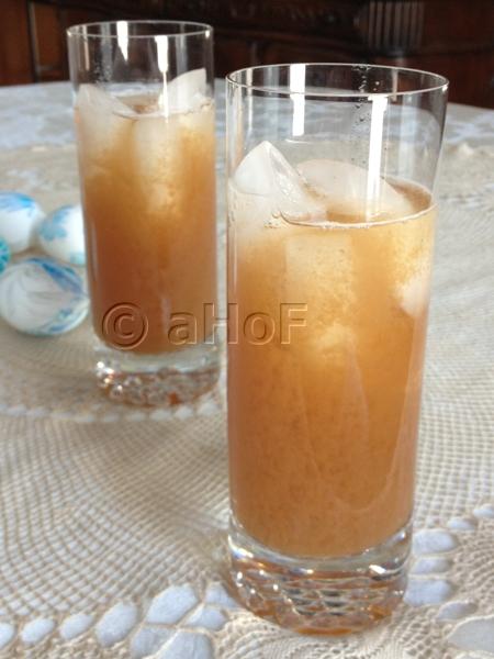Tamarind Beverage, learned in Guatemala